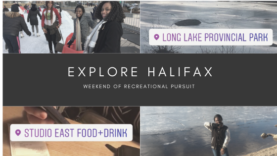 EXPLORE HALIFAX: A WEEKEND OF RECREATIONAL PURSUIT
