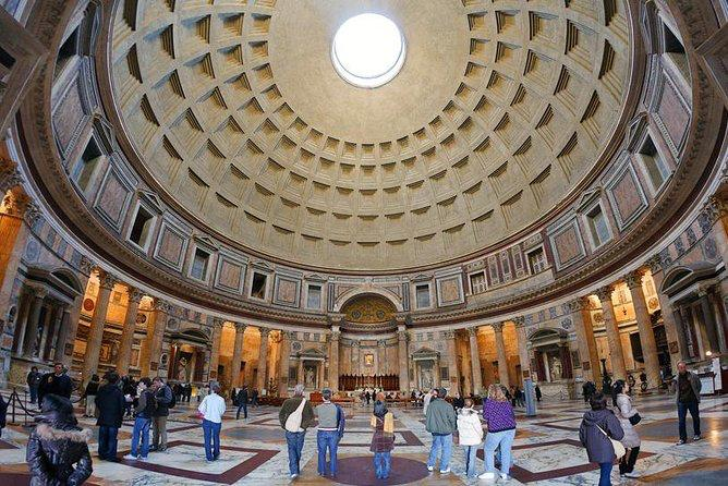 Inside view of Pantheon
