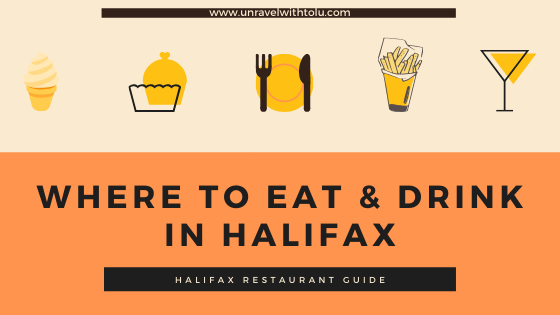 Where to Eat & Drink In Halifax