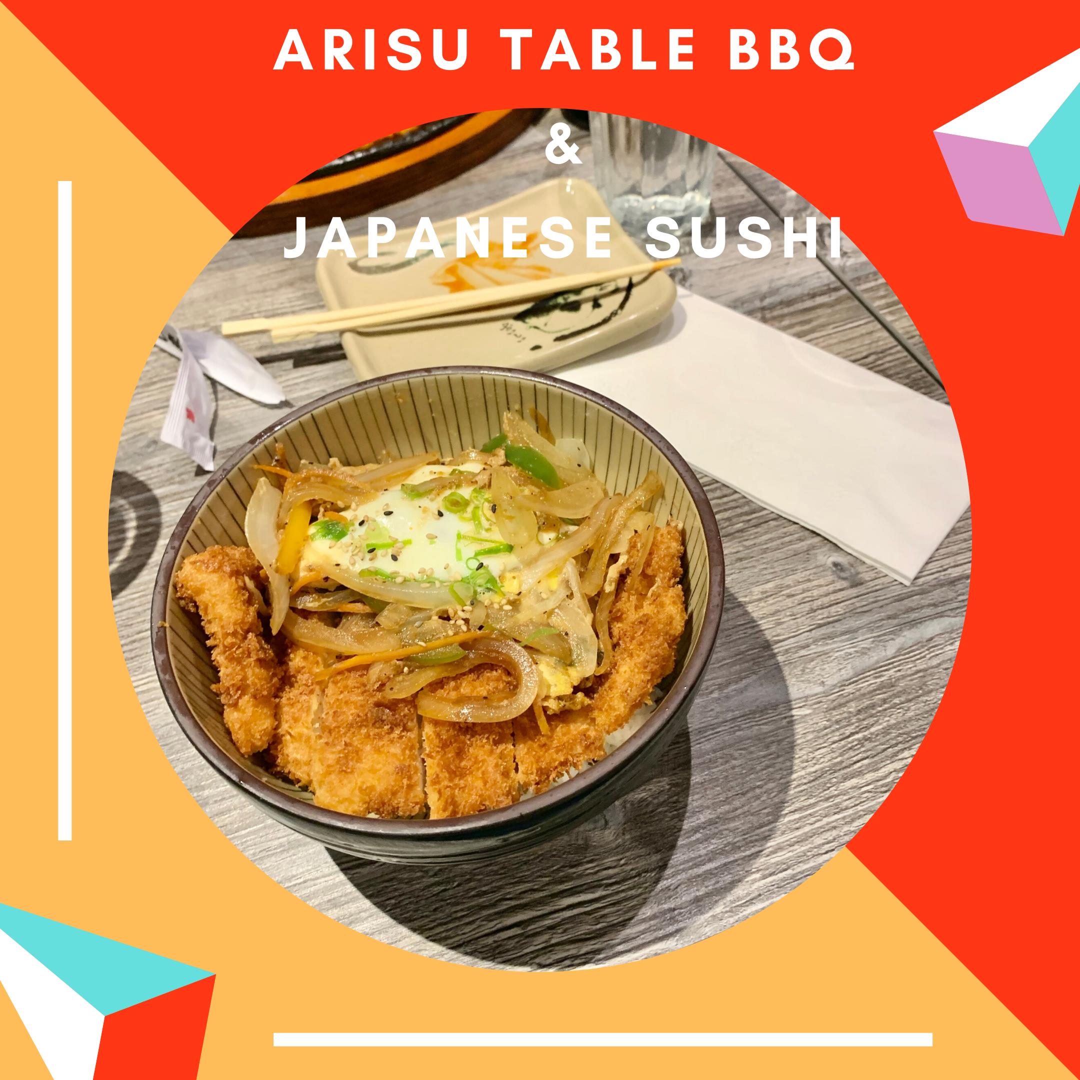 where-to-eat halifax -Arisu-Table-BBQ