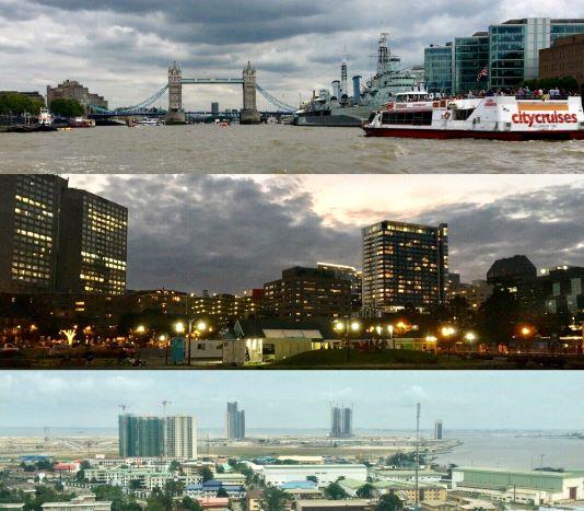 london, lagos,Halifax